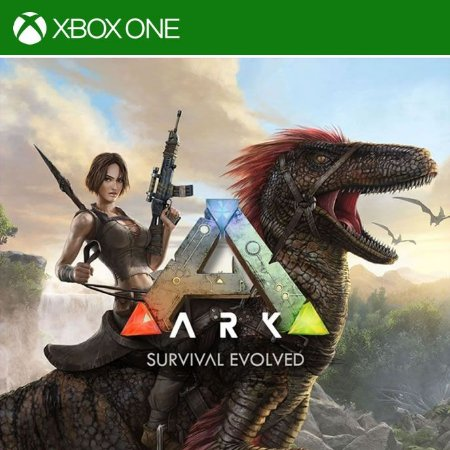 ARK: Survival Evolved - Xbox One Mídia Digital
