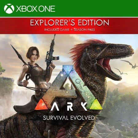 ARK: Survival Evolved Explorer Edition - Xbox One Mídia Digital
