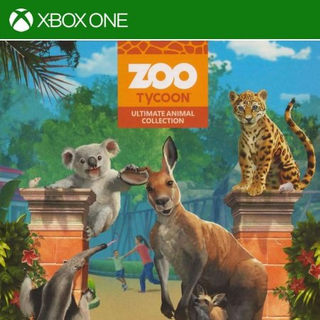 Zoo Tycoon: Ultimate Animal Collection - Xbox One Mídia Digital