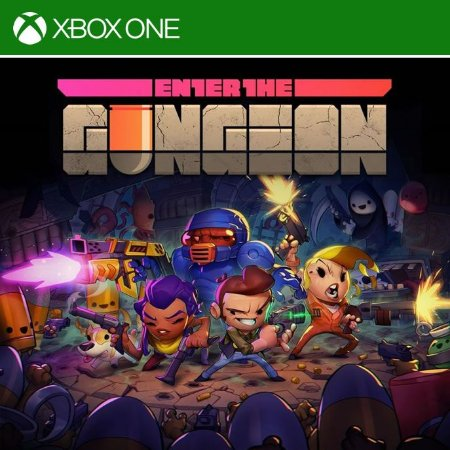 Enter The Gungeon - Xbox One Mídia Digital