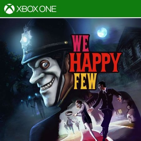 We Happy Few - Xbox One Mídia Digital