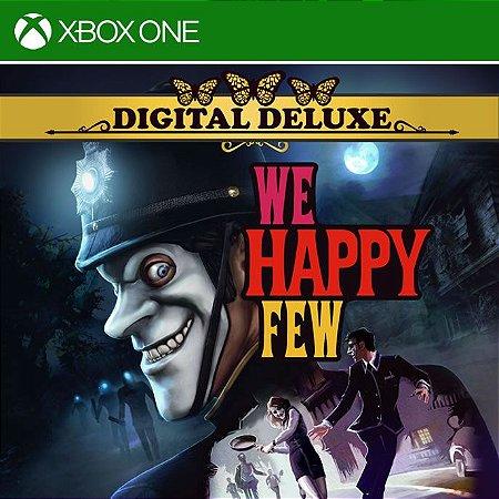 We Happy Few Deluxe Edition - Xbox One Mídia Digital