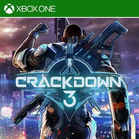 Crackdown 3 - Xbox One Mídia Digital