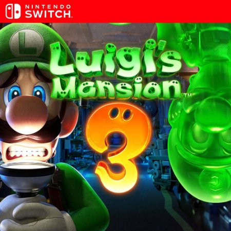 Luigi's Mansion 3 - Nintendo Switch Mídia Digital