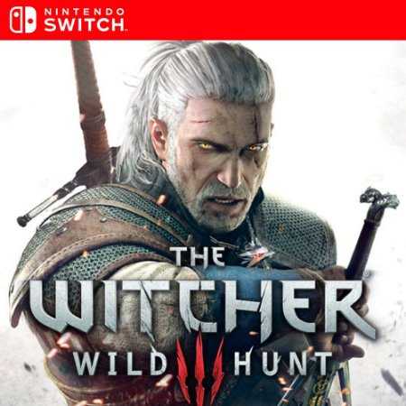 The Witcher 3: Wild Hunt – Complete Edition - Nintendo Switch Mídia Digital