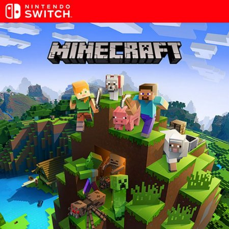 Minecraft - Nintendo Switch Mídia Digital