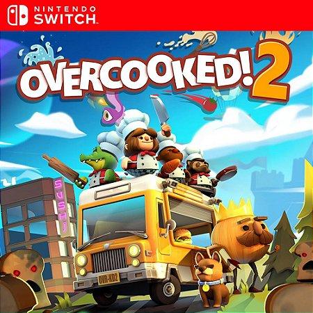 Overcooked! 2 - Nintendo Switch Mídia Digital