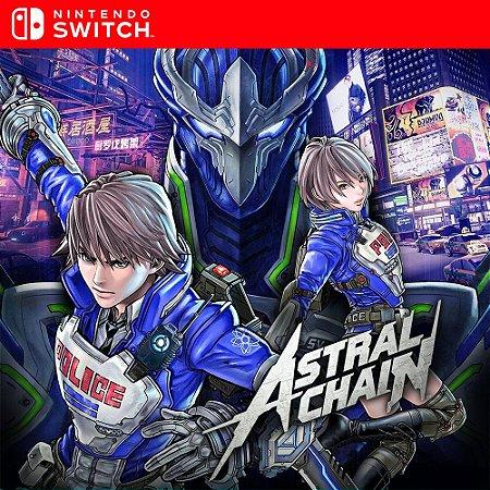 Astral Chain - Nintendo Switch Mídia Digital
