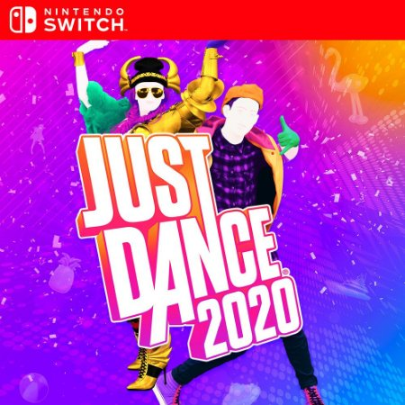 Just Dance 2020 - Nintendo Switch Mídia Digital