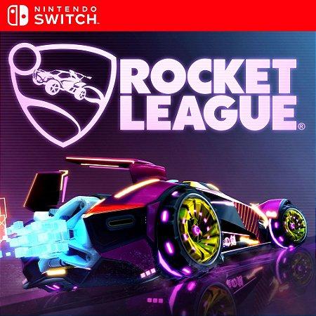 Rocket League - Nintendo Switch Mídia Digital