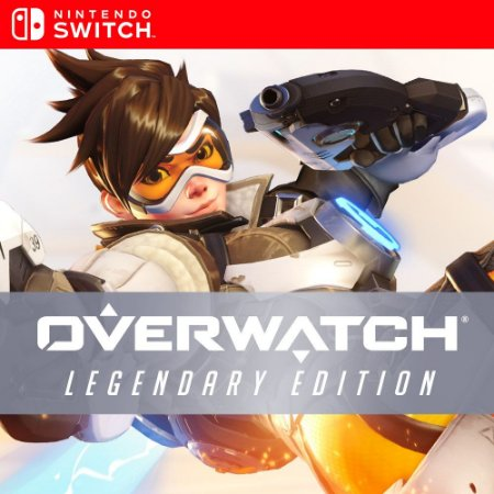 Overwatch: Legendary Edition - Nintendo Switch Mídia Digital