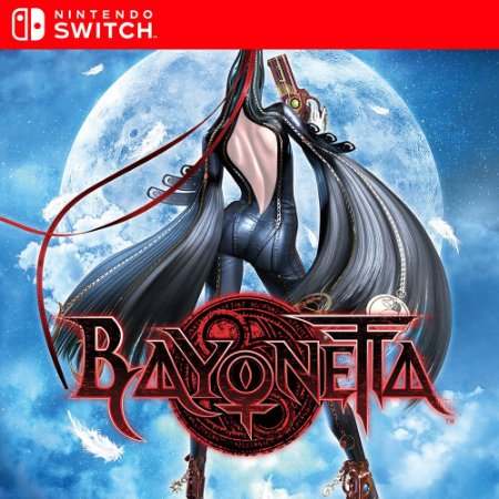 Bayonetta - Nintendo Switch Mídia Digital