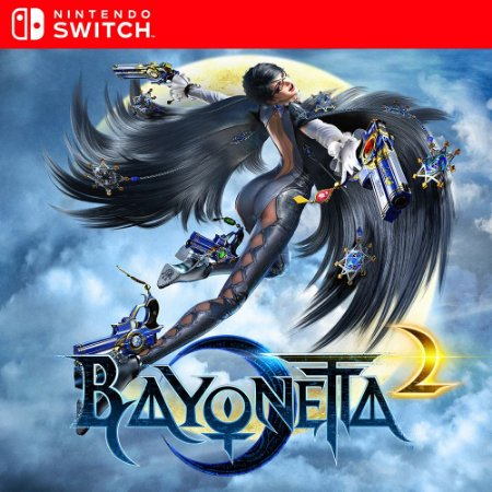 Bayonetta 2 - Nintendo Switch Mídia Digital