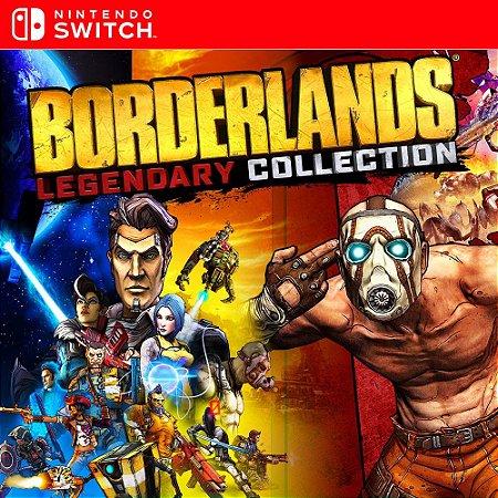 Borderlands Legendary Collection - Nintendo Switch Mídia Digital