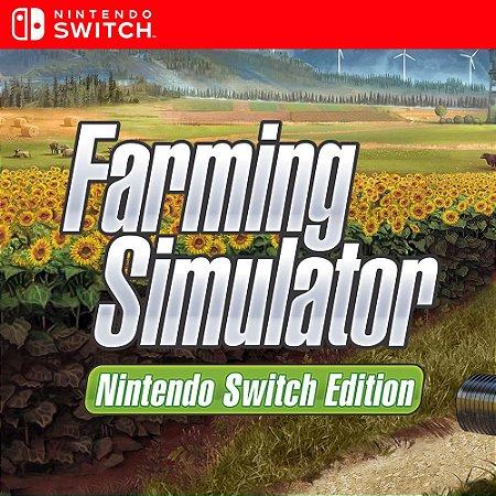 Farming Simulator Nintendo Switch Edition - Nintendo Switch Mídia Digital