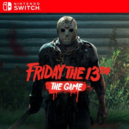 Friday the 13th: The Game Ultimate - Nintendo Switch Mídia Digital
