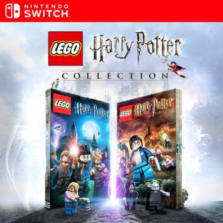 Lego Harry Potter Collection - Nintendo Switch Mídia Digital