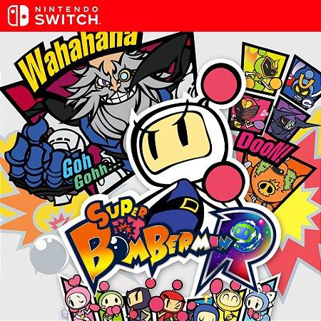 Super Bomberman R - Nintendo Switch Mídia Digital