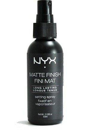 Spray fixador de maquiagem  Matte