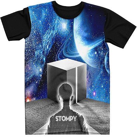 Stompy Camiseta Psicodelica Rave Trippy 04