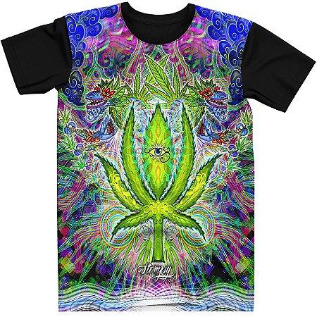 Stompy Camiseta Psicodelica Rave Trippy 09