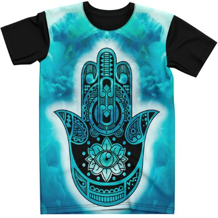 Stompy Camiseta Psicodelica Rave Trippy 12