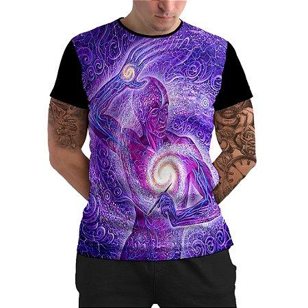 Stompy Camiseta Psicodelica Rave Trippy 13