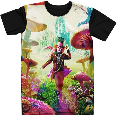 Stompy Camiseta Psicodelica Rave Trippy 16