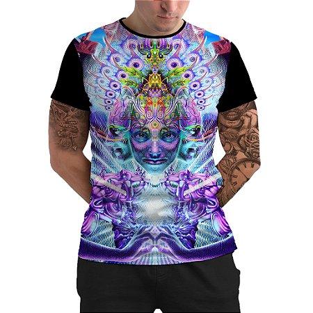 Stompy Camiseta Psicodelica Rave Trippy 17