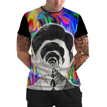 Stompy Camiseta Psicodelica Rave Trippy 18