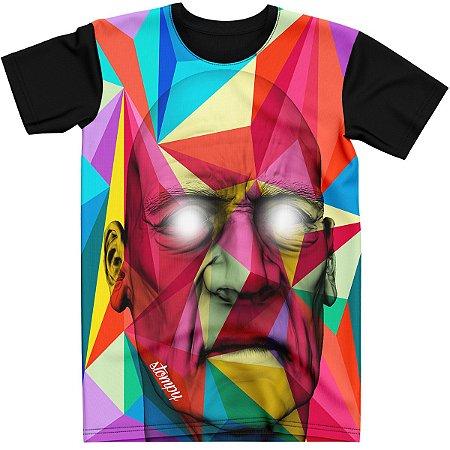 Stompy Camiseta Psicodelica Rave Trippy 21