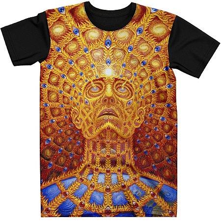 Stompy Camiseta Psicodelica Rave Trippy 22