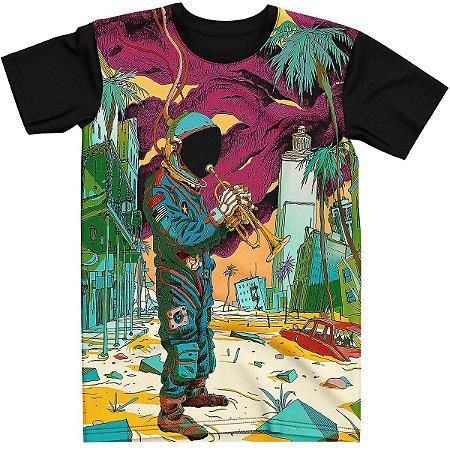 Stompy Camiseta Psicodelica Rave Trippy 25