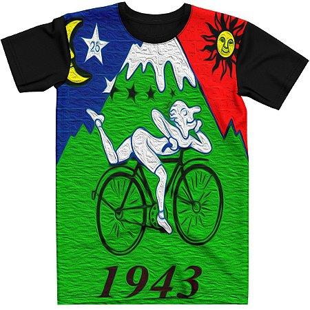 Stompy Camiseta Psicodelica Rave Trippy 33