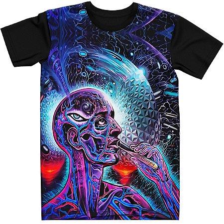 Stompy Camiseta Psicodelica Rave Trippy 42