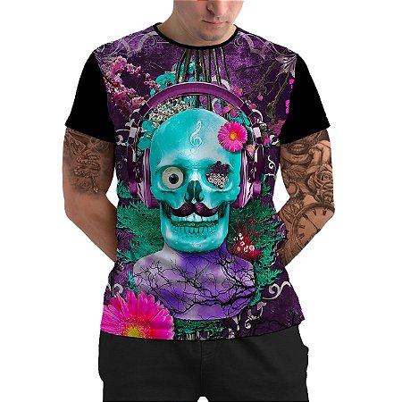 Stompy Camiseta Psicodelica Rave Trippy 54