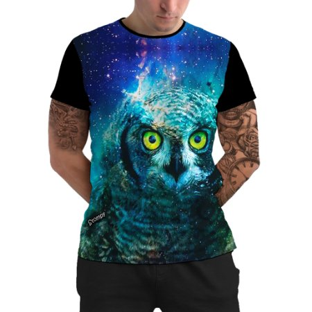 Stompy Camiseta Psicodelica Rave Trippy 55
