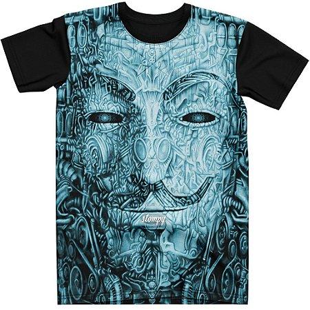 Stompy Camiseta Psicodelica Rave Trippy 56
