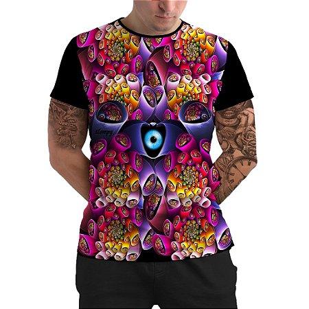 Stompy Camiseta Psicodelica Rave Trippy 57