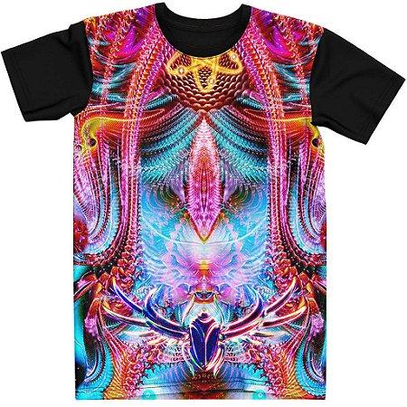 Stompy Camiseta Psicodelica Rave Trippy 60