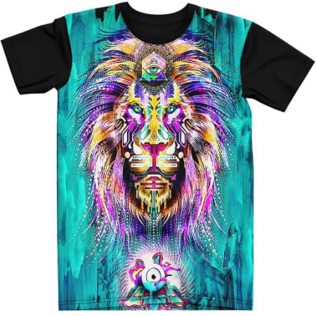 Stompy Camiseta Psicodelica Rave Trippy 61