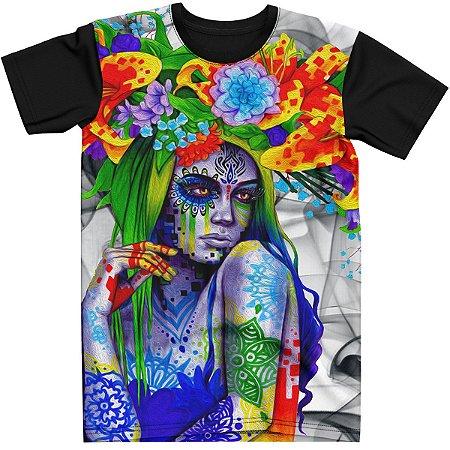 Stompy Camiseta Psicodelica Rave Trippy 75