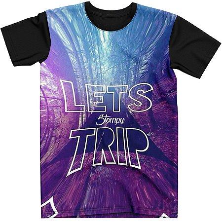 Stompy Camiseta Psicodelica Rave Trippy 76