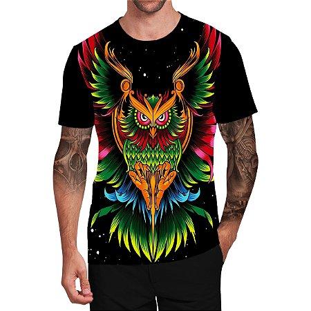 Stompy Camiseta Tattoo Tatuagem Skull Caveira 18