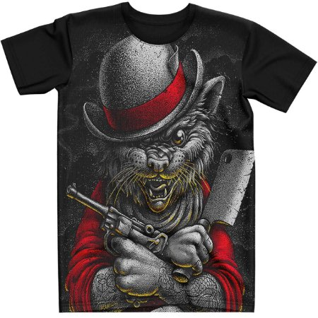 Stompy Camiseta Tattoo Tatuagem Skull Caveira 28