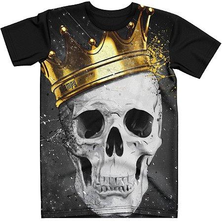 Stompy Camiseta Tattoo Tatuagem Skull Caveira 32