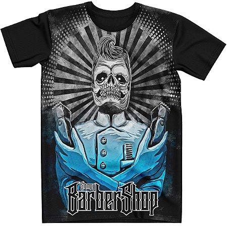 Stompy Camiseta Tattoo Tatuagem Skull Caveira 78