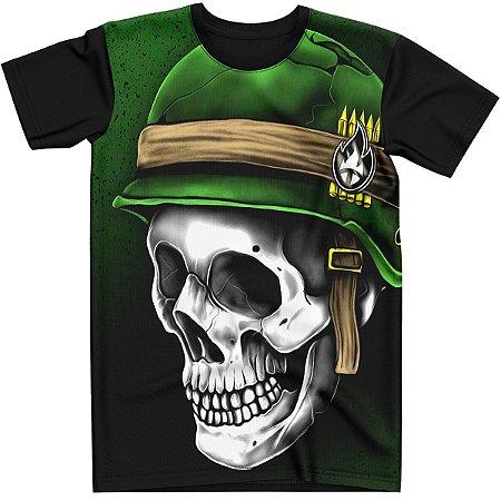 Stompy Camiseta Tattoo Tatuagem Skull Caveira 83