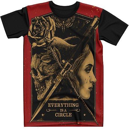 Stompy Camiseta Tattoo Tatuagem Skull Caveira 127