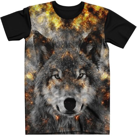 Stompy Camiseta Estampada Exclusiva 26